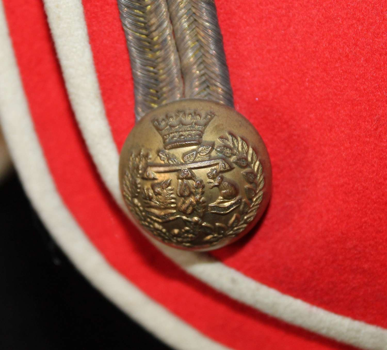 Argyll & Sutherland Highlanders Officers Scarlet Tunic